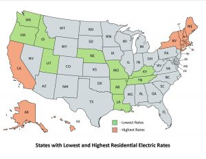 Rates Hopkinsville Electric System
